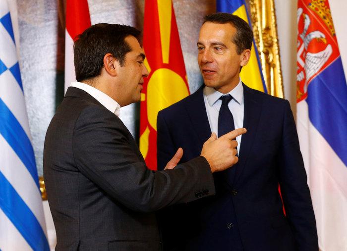 Τσίπρας: Η Ευρώπη επιτέλους να μοιράσει τα βάρη