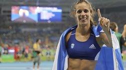 H Κ.Στεφανίδη υποψήφια να αναδειχθεί κορυφαία αθλήτρια της Ευρώπης