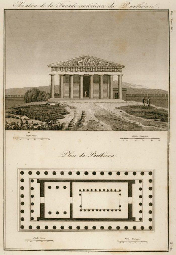 Η βόμβα του Μοροζίνι καταστρέφει τον Παρθενώνα το 1687 - εικόνα 2