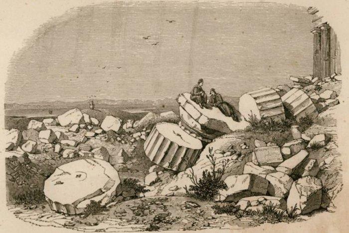Η βόμβα του Μοροζίνι καταστρέφει τον Παρθενώνα το 1687 - εικόνα 3