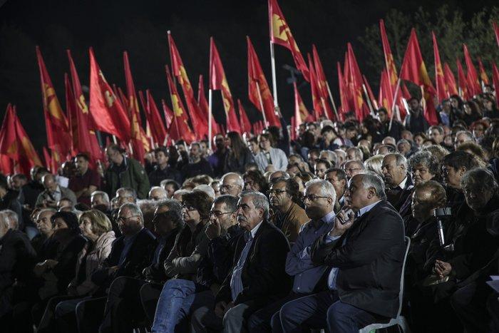 Κουτσούμπας για ΣΥΡΙΖΑ: Ποιος άλλος θα μπορούσε να φέρει 3ο Μνημόνιο; - εικόνα 2