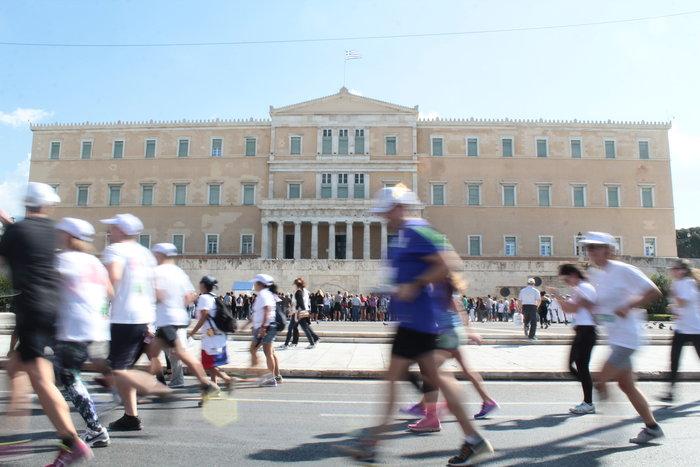 Oι Αθηναίοι έτρεξαν για τον καρκίνο του μαστού [Εικόνες] - εικόνα 3