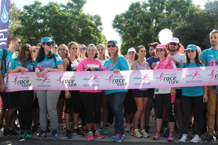 Oι Αθηναίοι έτρεξαν για τον καρκίνο του μαστού [Εικόνες] - εικόνα 5