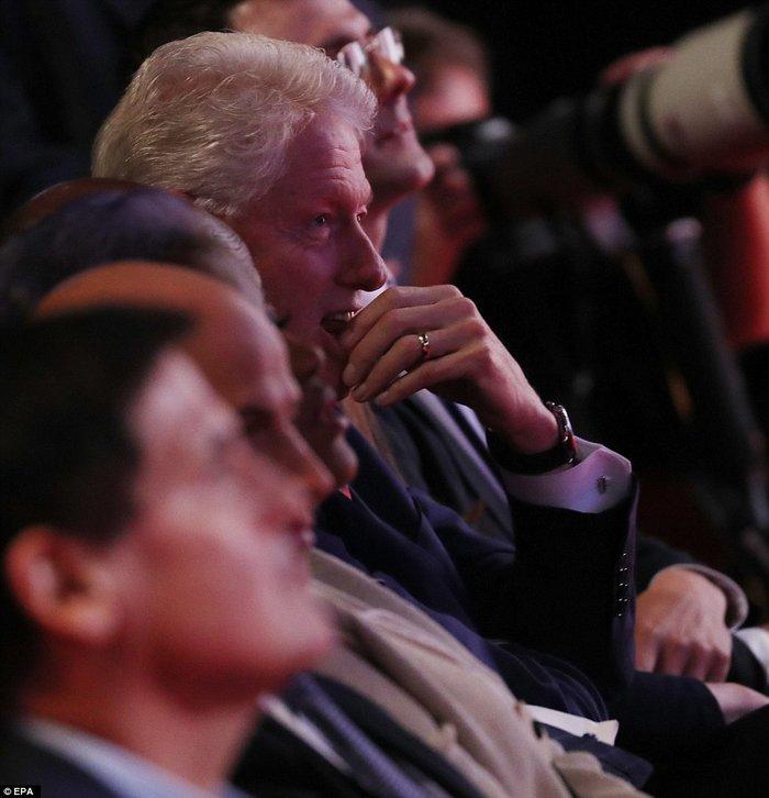 Οικογένεια Τραμπ vs οικογένειας Κλίντον: Ποια κέρδισε τη μάχη της εξέδρας; - εικόνα 6