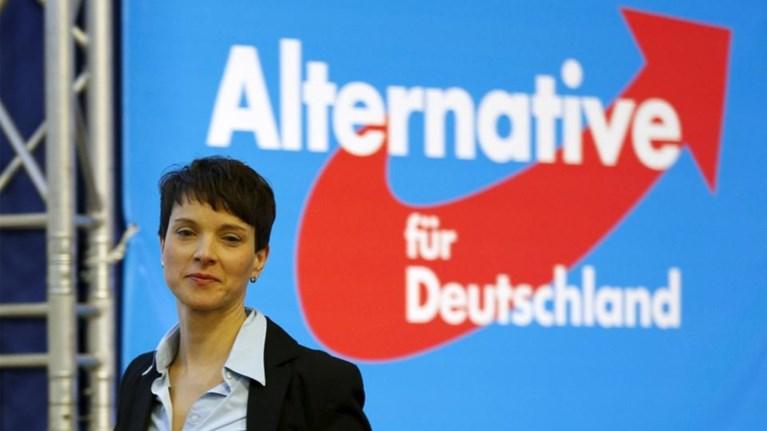 Δημοσκόπηση - σοκ για την Μέρκελ: Τρίτο κόμμα το AfD στάσιμοι CDU και SPD