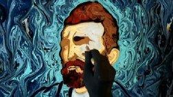 Γκ.Άι: Ο τούρκος καλλιτέχνης που αντιγράφει Βαν Γκογκ κι έγινε viral-BINTEO