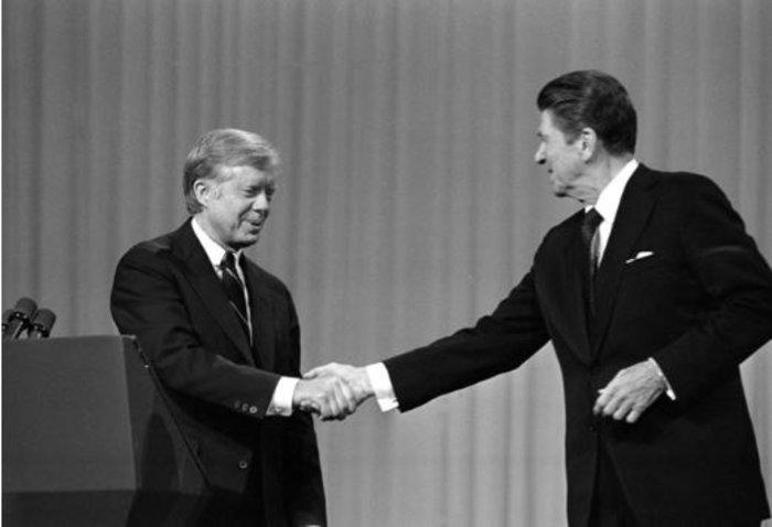 Χίλαρι Vs Τραμπ: Το debate που έμεινε στην ιστορία - εικόνα 6