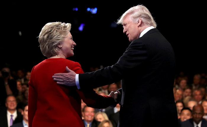 Χίλαρι Vs Τραμπ: Το debate που έμεινε στην ιστορία - εικόνα 4