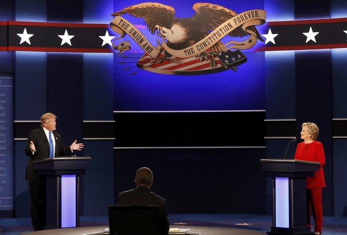 Χίλαρι Vs Τραμπ: Το debate που έμεινε στην ιστορία - εικόνα 3