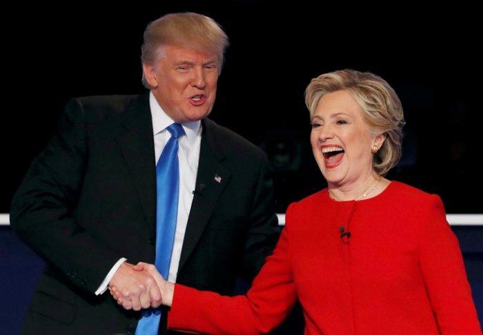 Χίλαρι Vs Τραμπ: Το debate που έμεινε στην ιστορία