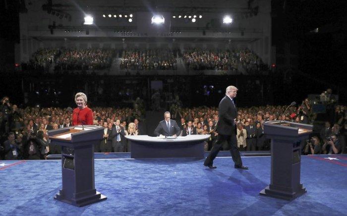 Χίλαρι Vs Τραμπ: Το debate που έμεινε στην ιστορία - εικόνα 2