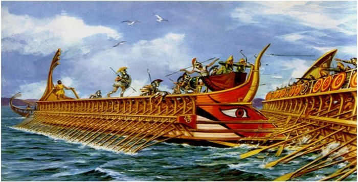 Σαν σήμερα 2.496 χρόνια πριν, ο δυτικός πολιτισμός ξεκίνησε στη Σαλαμίνα - εικόνα 6