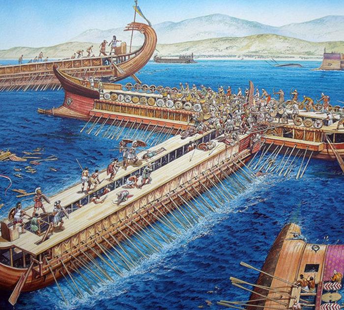 Σαν σήμερα 2.496 χρόνια πριν, ο δυτικός πολιτισμός ξεκίνησε στη Σαλαμίνα - εικόνα 5