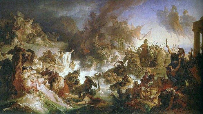 Σαν σήμερα 2.496 χρόνια πριν, ο δυτικός πολιτισμός ξεκίνησε στη Σαλαμίνα - εικόνα 2