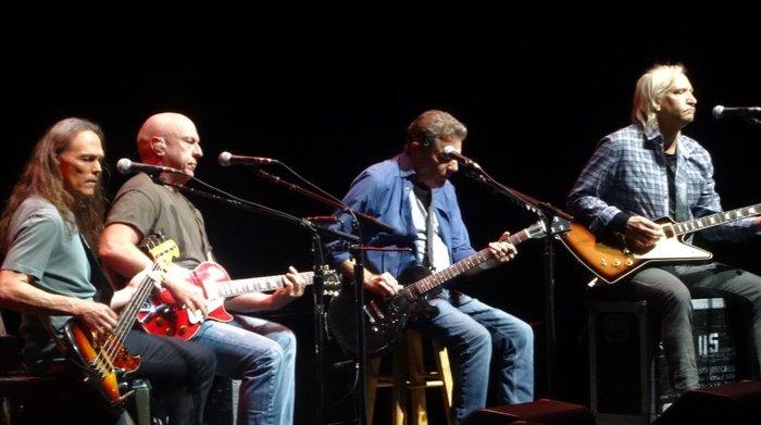 Το ροκ συγκρότημα The Eagles