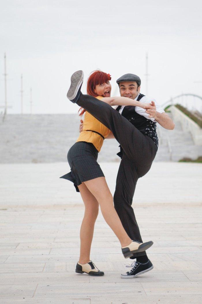 Swing for Hope 2016: Χορεύοντας swing στο Μέγαρο για καλό σκοπό