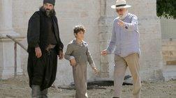 Καρέ-καρέ τα γυρίσματα του «Ν. Καζαντζάκης» που άρχισαν σε Κρήτη [ΦΩΤΟ]