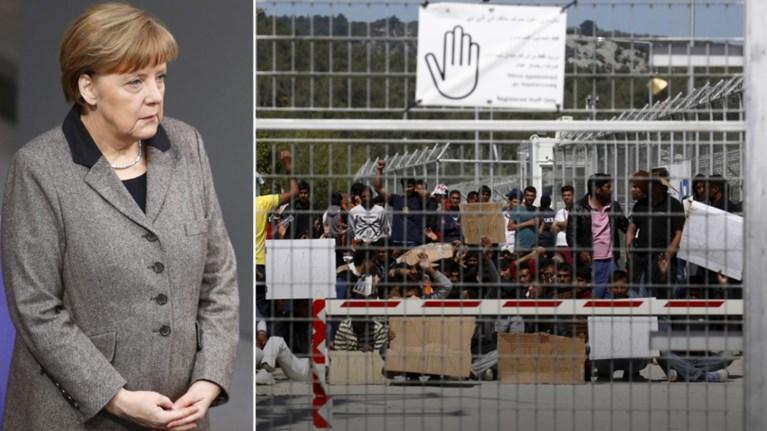 Η «μετανάστευση» των ψήφων οδηγεί σε στροφή τη Μέρκελ