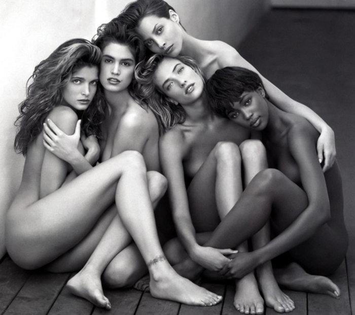 Από τη Ναόμι στην Ιρίνα Σάικ: Η Vogue τολμά να ξαναγυρίσει το «Freedom» - εικόνα 2