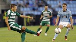 Ηττα του Παναθηναϊκού στη Θέλτα με 2-0 για το Europa League