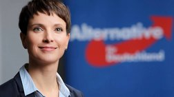 """Φράουκε Πέτρι: Η άνοδος της """"Αδολφίνας"""" στη Γερμανία"""