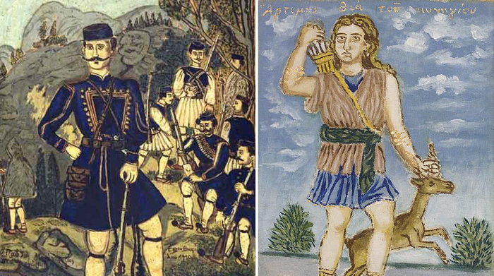 Θεόφιλος:Ο «παλαβός μπογιατζής» αποκαθίσταται. Κινητά μνημεία τα έργα του - εικόνα 10