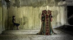Θεατρικά κοστούμια στο τζαμί Αλατζά Ιμαρέτ