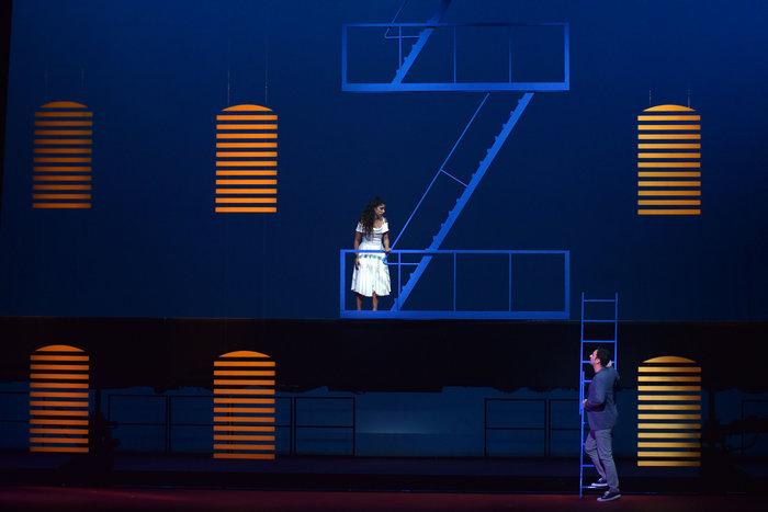 «West Side Story» της Καμεράτα: Αέρας Broadway στο Μέγαρο Μουσικής