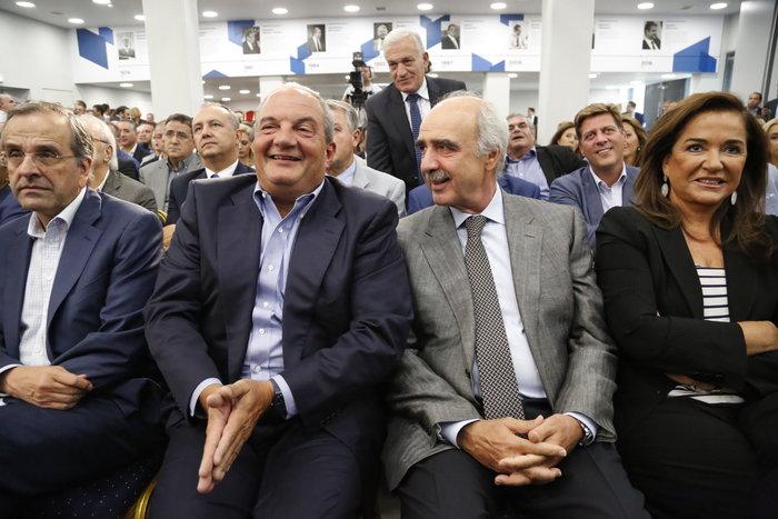 «Καρέ» του προέδρου στο Μοσχάτο για τα 42 χρόνια ΝΔ! Δείτε φωτό - εικόνα 11