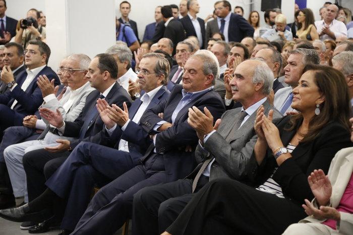 «Καρέ» του προέδρου στο Μοσχάτο για τα 42 χρόνια ΝΔ! Δείτε φωτό - εικόνα 13