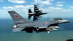 Αλώνισαν στο Αιγαίο 7 τουρκικά μαχητικά: 23 παραβιάσεις