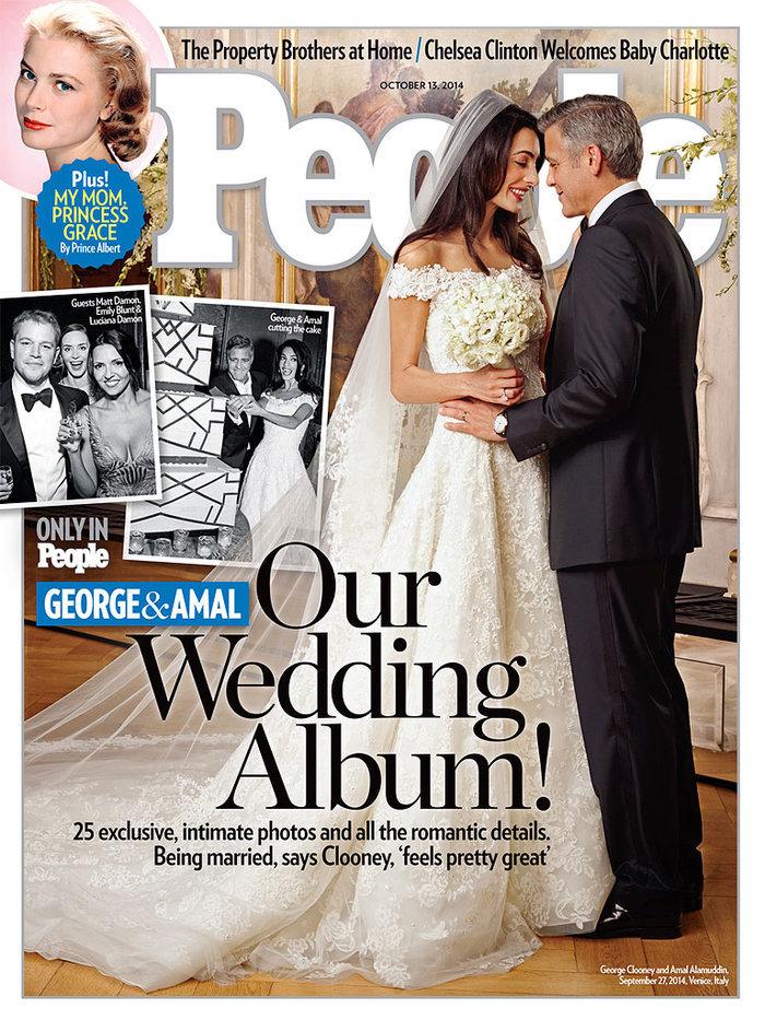 Το δώρο του Κλούνεϊ για τη 2η επέτειο γάμου δεν ενθουσίασε καθόλου την Αμάλ