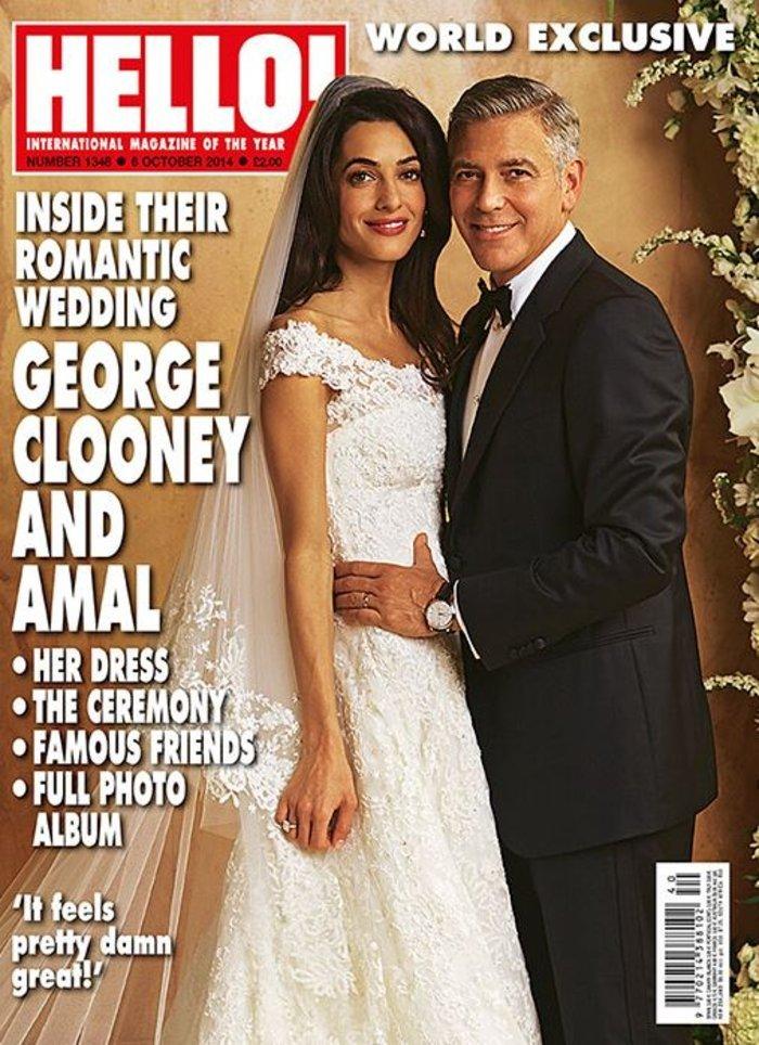 Το δώρο του Κλούνεϊ για τη 2η επέτειο γάμου δεν ενθουσίασε καθόλου την Αμάλ - εικόνα 3