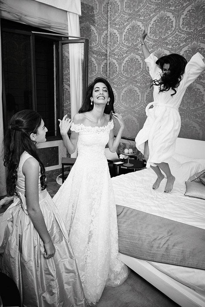Το δώρο του Κλούνεϊ για τη 2η επέτειο γάμου δεν ενθουσίασε καθόλου την Αμάλ - εικόνα 5