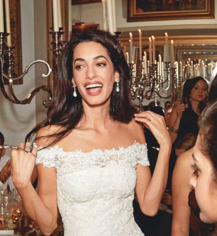 Το δώρο του Κλούνεϊ για τη 2η επέτειο γάμου δεν ενθουσίασε καθόλου την Αμάλ - εικόνα 2