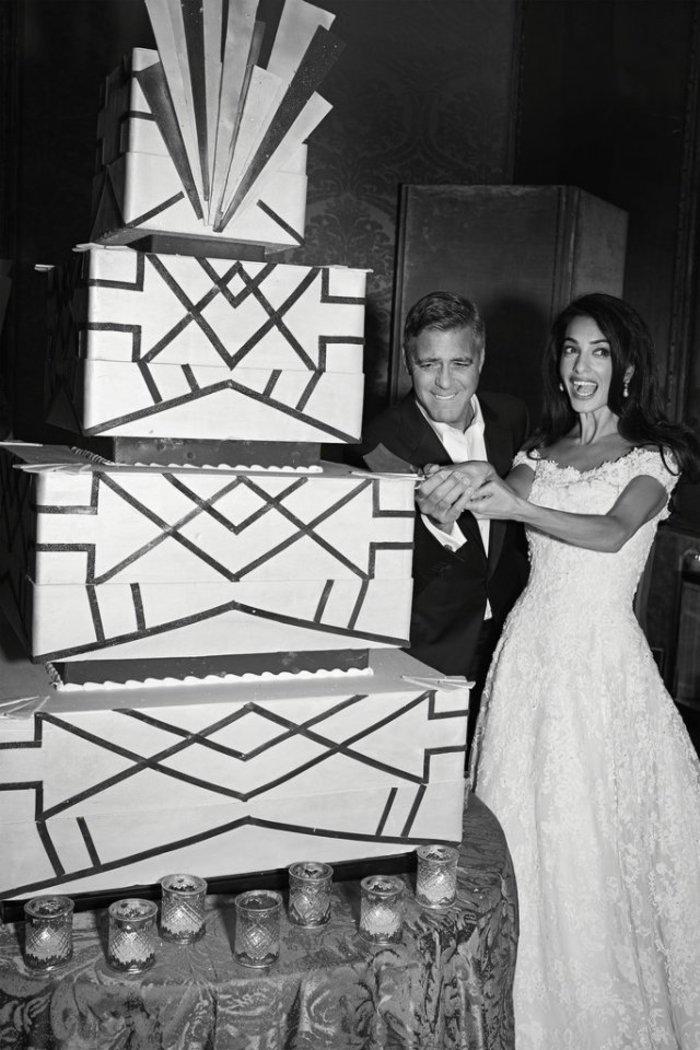 Το δώρο του Κλούνεϊ για τη 2η επέτειο γάμου δεν ενθουσίασε καθόλου την Αμάλ - εικόνα 4