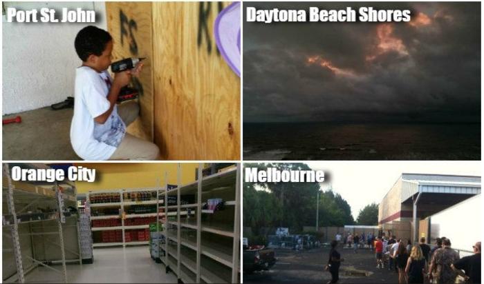 Ερήμωσε η Φλόριντα, φεύγουν για να σωθούν από τον Μάθιου - εικόνα 10