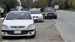 Μεγάλη αστυνομική επιχείρηση με καταδίωξη στο Τατόι για κύκλωμα ναρκωτικών