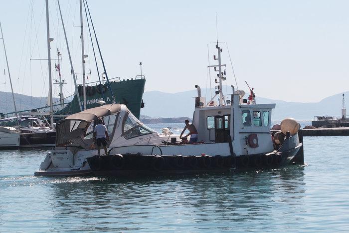 Τραγωδία Αίγινας: Κανένα ίχνος DNA του 77χρονου στο μοιραίο σκάφος