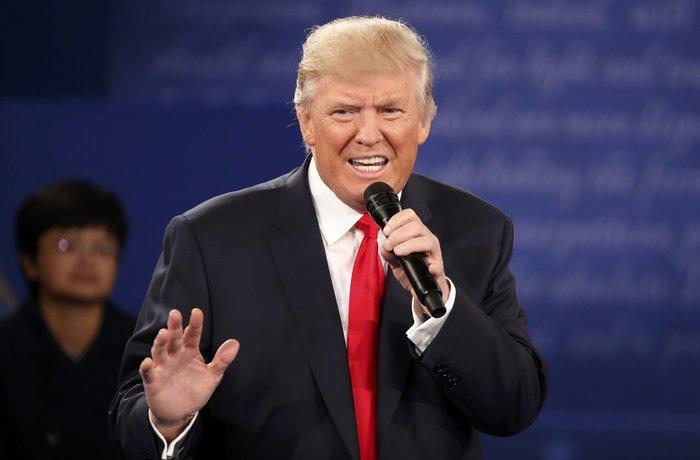 Νίκη Χίλαρι με 57% στο δεύτερο debate δίνει το CNN - εικόνα 4