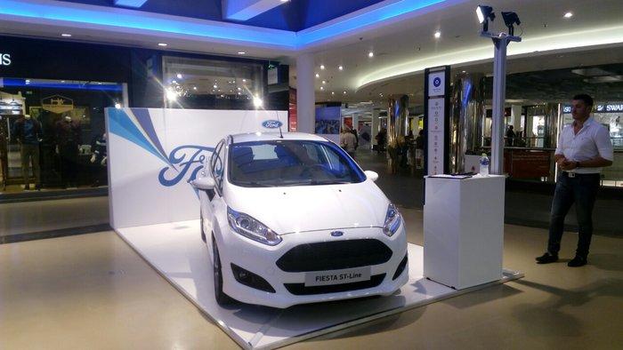 Η Ford «μετακόμισε» στην Θεσσαλονίκη!