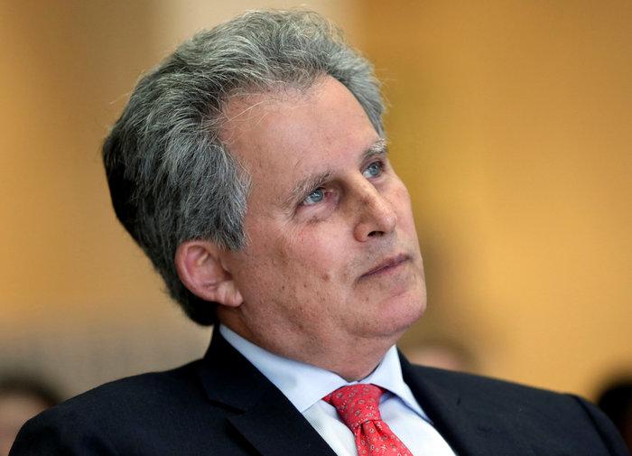 Ο αντιπρόεδρος του ΔΝΤ Ντ. Λίπτον