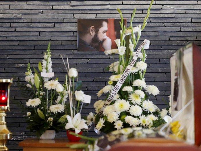 Ο Κάνεκ Σάντσες Γκεβάρα έφυγε από τη ζωή σε ηλικία μόλις 41 ετών μετά από εγχείρηση καρδιάς