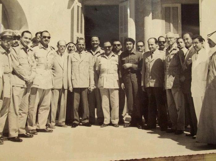 Ο Τσε Γκεβάρα στη Γάζα