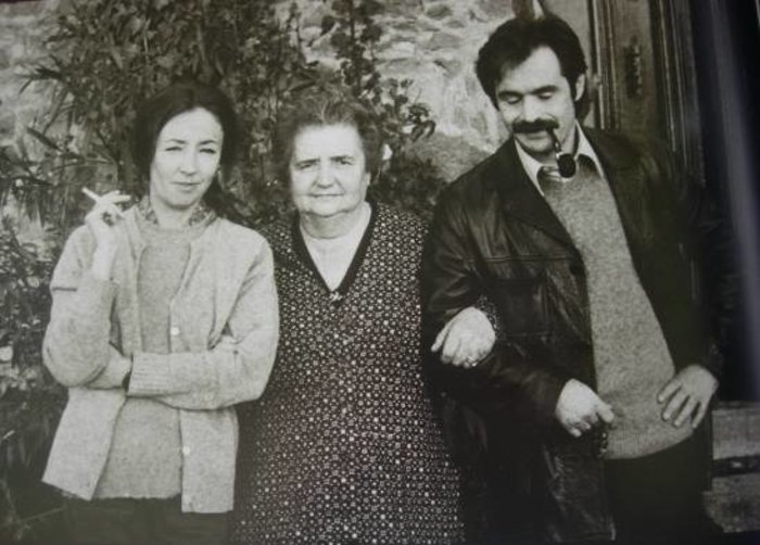 Οριάνα Φαλάτσι: Δεν θέλω να δω ποτέ τον τάφο του Αλέκου - εικόνα 2