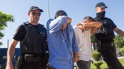 Καταγγελίες των 8 τούρκων για την άρνηση ασύλου από τις ελληνικές αρχές