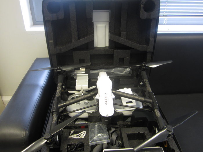 Καρτέλ ναρκωτικών θα έστελνε κοκαΐνη με... drone - εικόνα 2