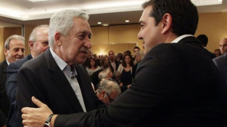Εκπληξη! Υπέρ του ΣΥΡΙΖΑ ο Φώτης Κουβέλης