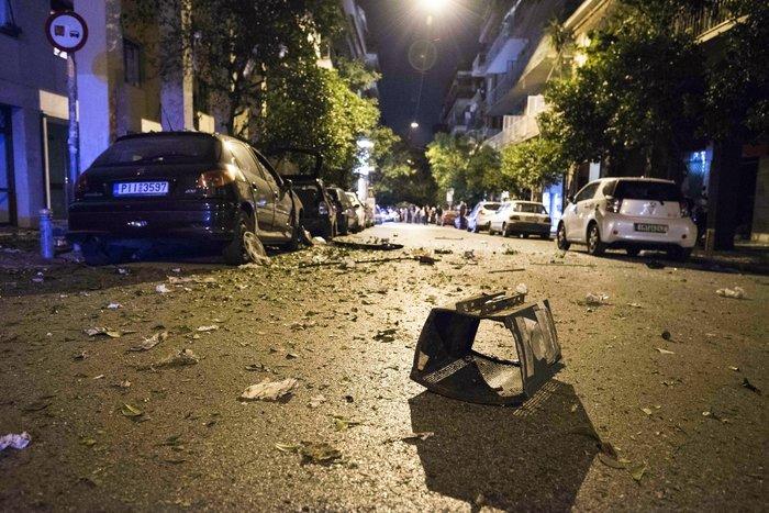 Πυρήνες της Φωτιάς: Εμείς βάλαμε τη βόμβα στην Τσατάνη - εικόνα 2