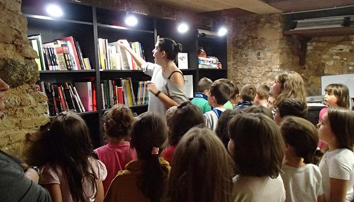Δείτε την πρώτη δανειστική βιβλιοθήκη κόμικς στην Ελλάδα